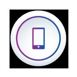 icono de teléfono de DASA clima